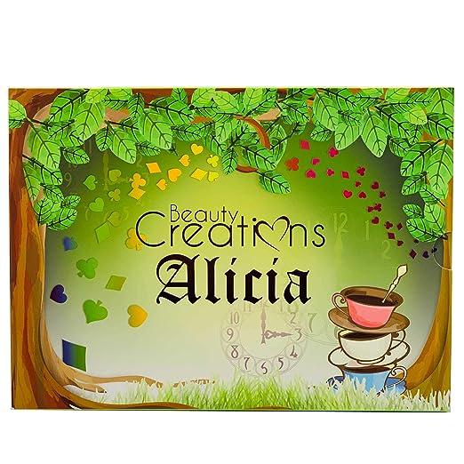Amazon.com: Beauty Creations Alicia 35 Paleta de sombras de ...