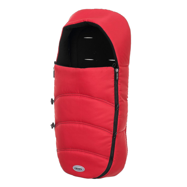 Obaby Universal Newborn Seat Liner (Black) 17OB3304