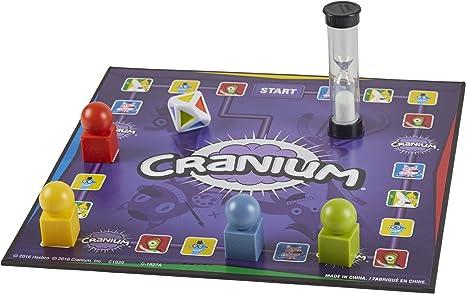 Hasbro Gaming Cranium - Juego, Idioma Inglés: Amazon.es: Juguetes y juegos