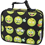 Insulated Lunch Box Sleeve - Securely Cover Your Bento Box - Emoji