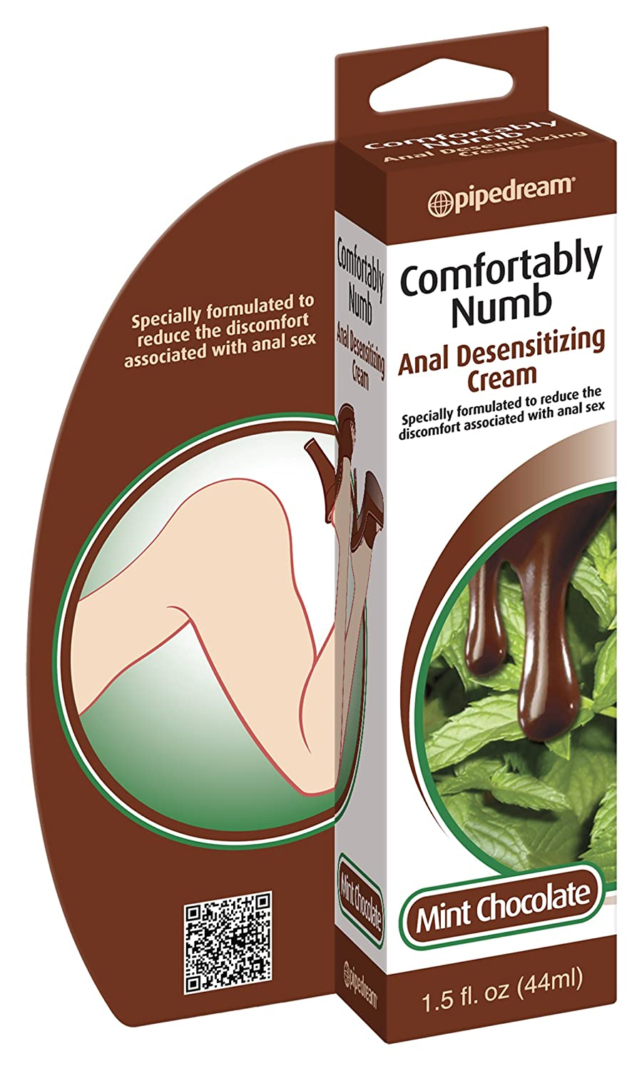 Amazon.com: Pipedreams Comfortably Numb Anal Desensitizing Cream ...