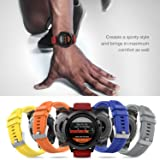 MoKo Garmin Fenix 5 Quick Fit 22mm Watch Band, Soft