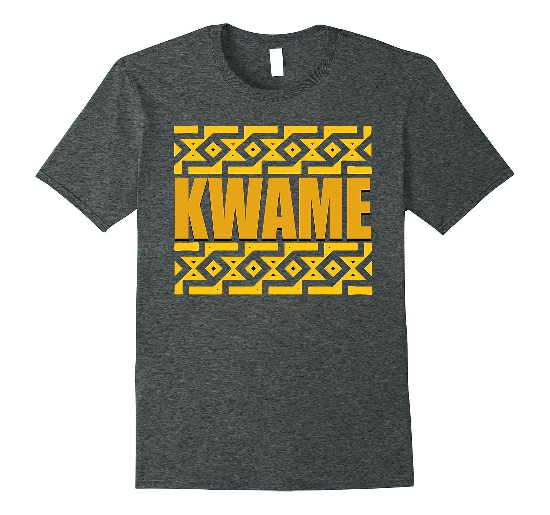 Greatest Kwame Saturday Born Ghana Gift T-Shirt-Vaci – Vaciuk FK44