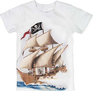 product image for Shirts That Go Little Boys' Pirate T-Shirt