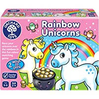 Orchard Games 95 Rainbow Unicorns Card Game