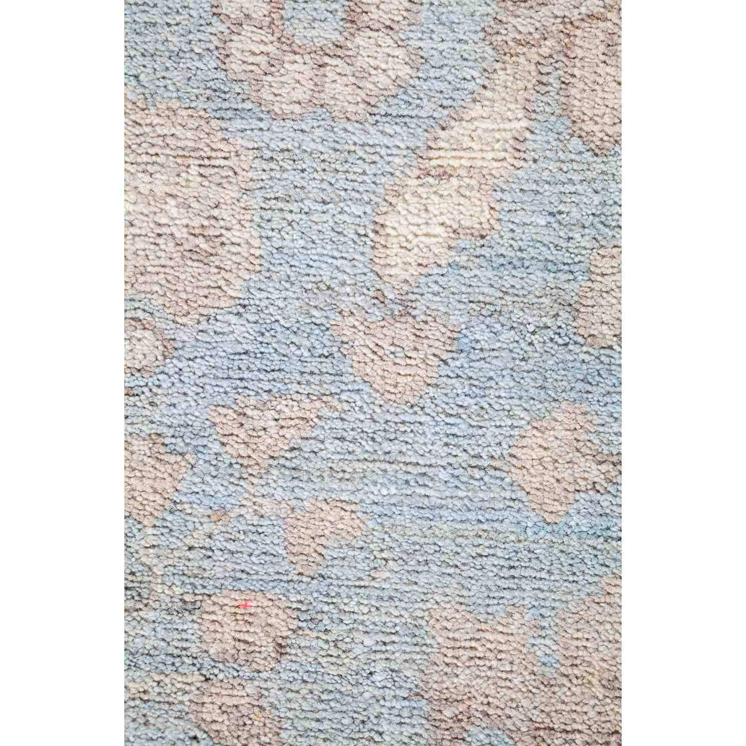 Stone Solo Rugs Silky Oushak Hand Knotted Area Rug 4 1 x 5 10