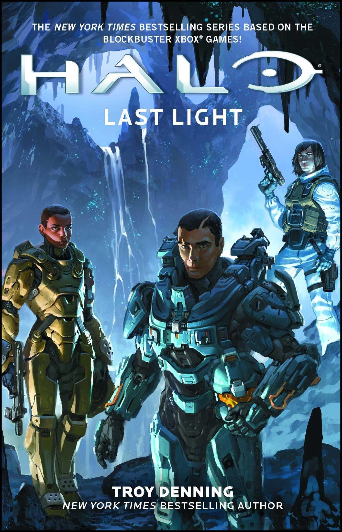 Read Online HALO: Last Light pdf