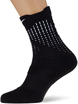 Nike U Nk ELT Vrstlty CRW Disruptor Calcetines, Hombre, Gris (Dark Grey/