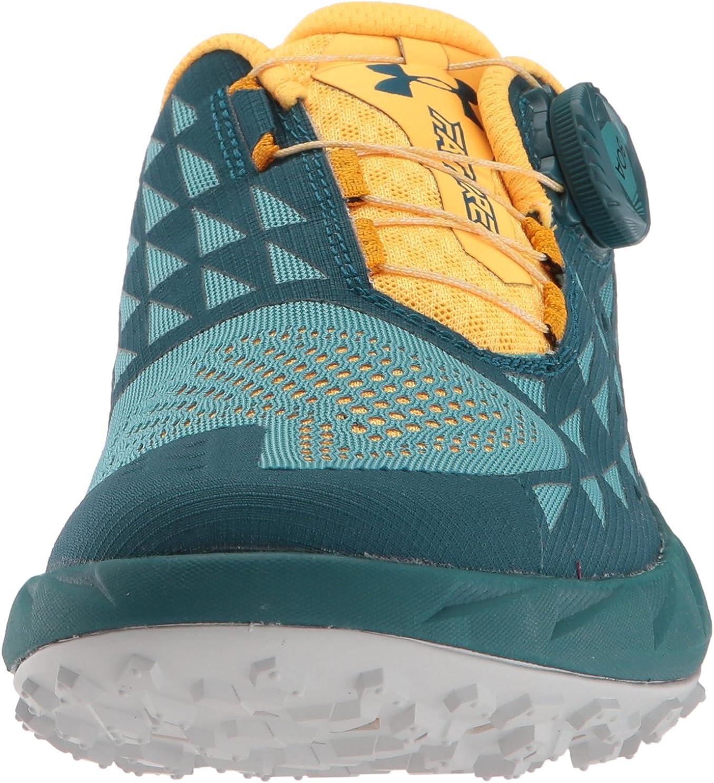 Under Armour3020146 - Fat Tire 3 Mujer , Azul (Desert Sky (300)/Tourmaline Teal), 39.5 EU: Amazon.es: Zapatos y complementos