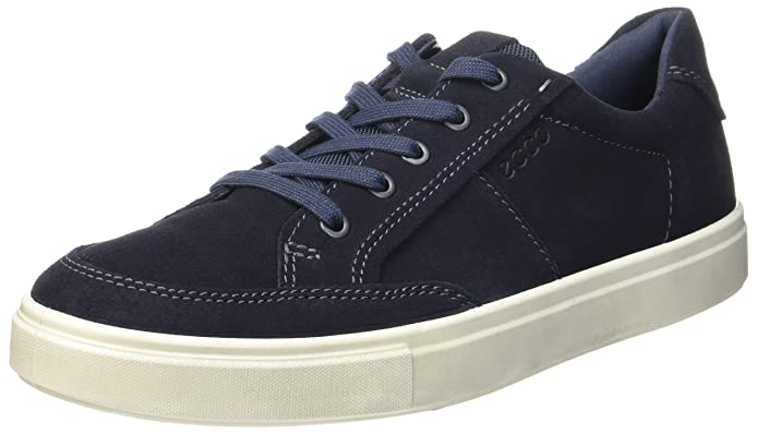 Ecco Kyle, Chaussures Hommes, Bleu (marine), 47 Eu
