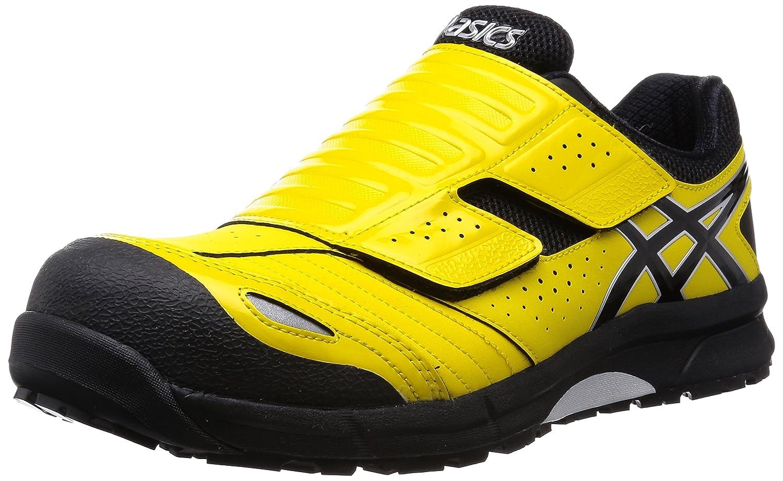 [アシックスワーキング] 安全靴 作業靴 ウィンジョブ®CP101 樹脂製先芯 B00UJL553W 25.5 cm|イエロー/ブラック