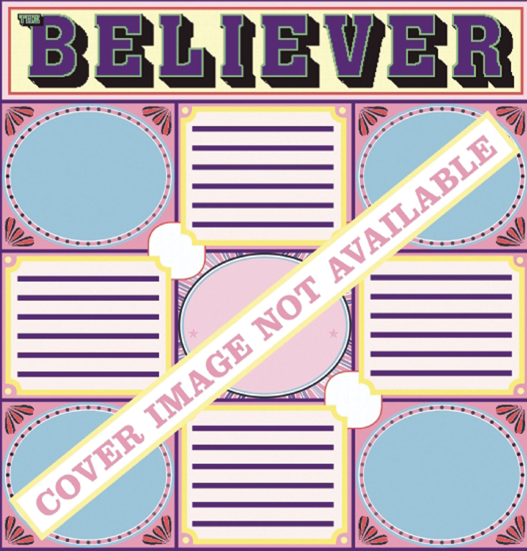 The Believer, Issue 94: The Art Issue ebook