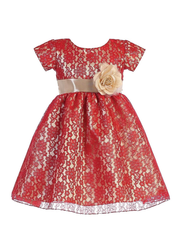 Lito DRESS ベビーガールズ 6 - 12 Months  B07HKH1154