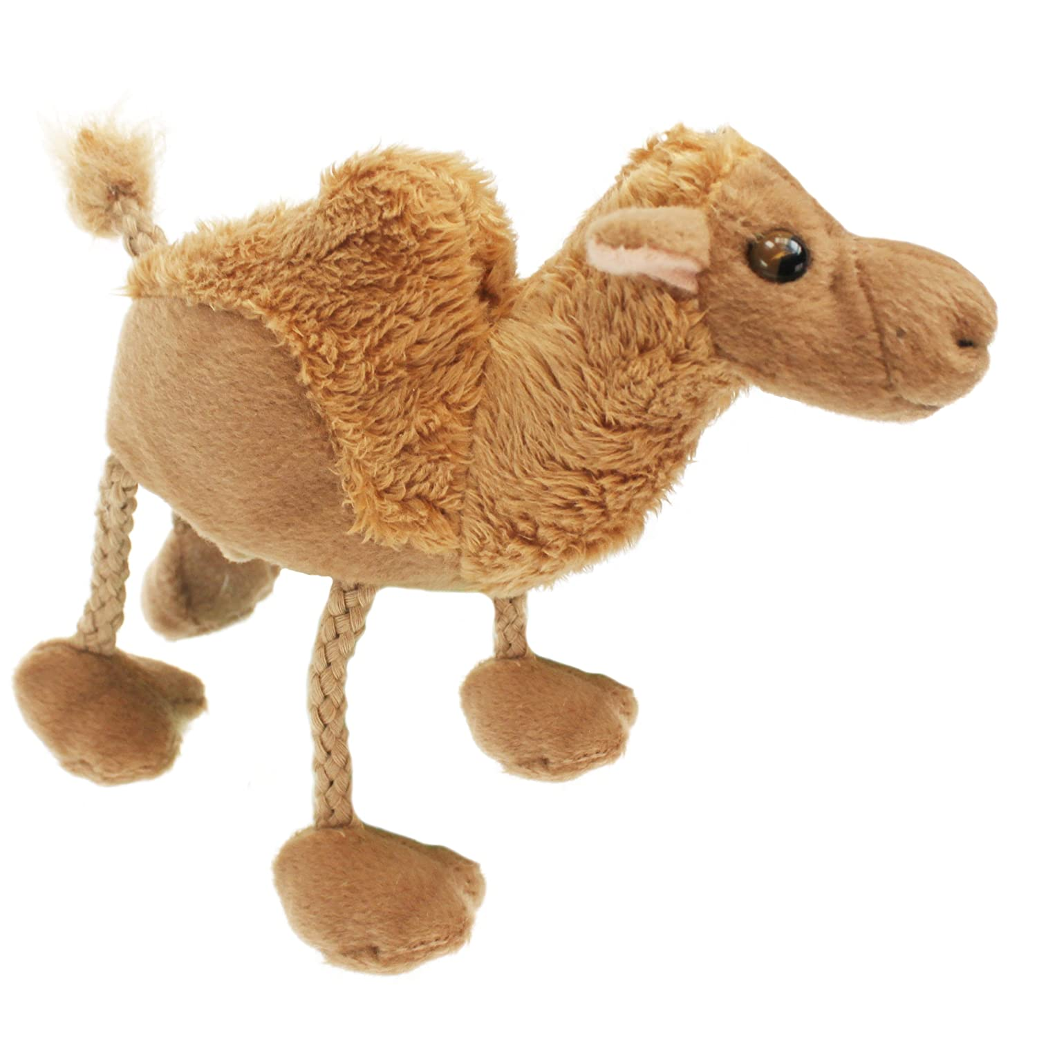 The Puppet Company Finger Puppets - Camel PC002123