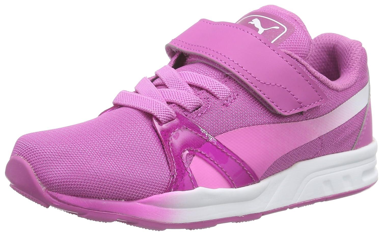Puma XT S V Kids - Zapatilla Baja Unisex Niños 35 EU|Pink (Phlox Pink-phlox Pink 03)