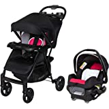 NexGen Ride N' Roll Travel System, Electric Pink