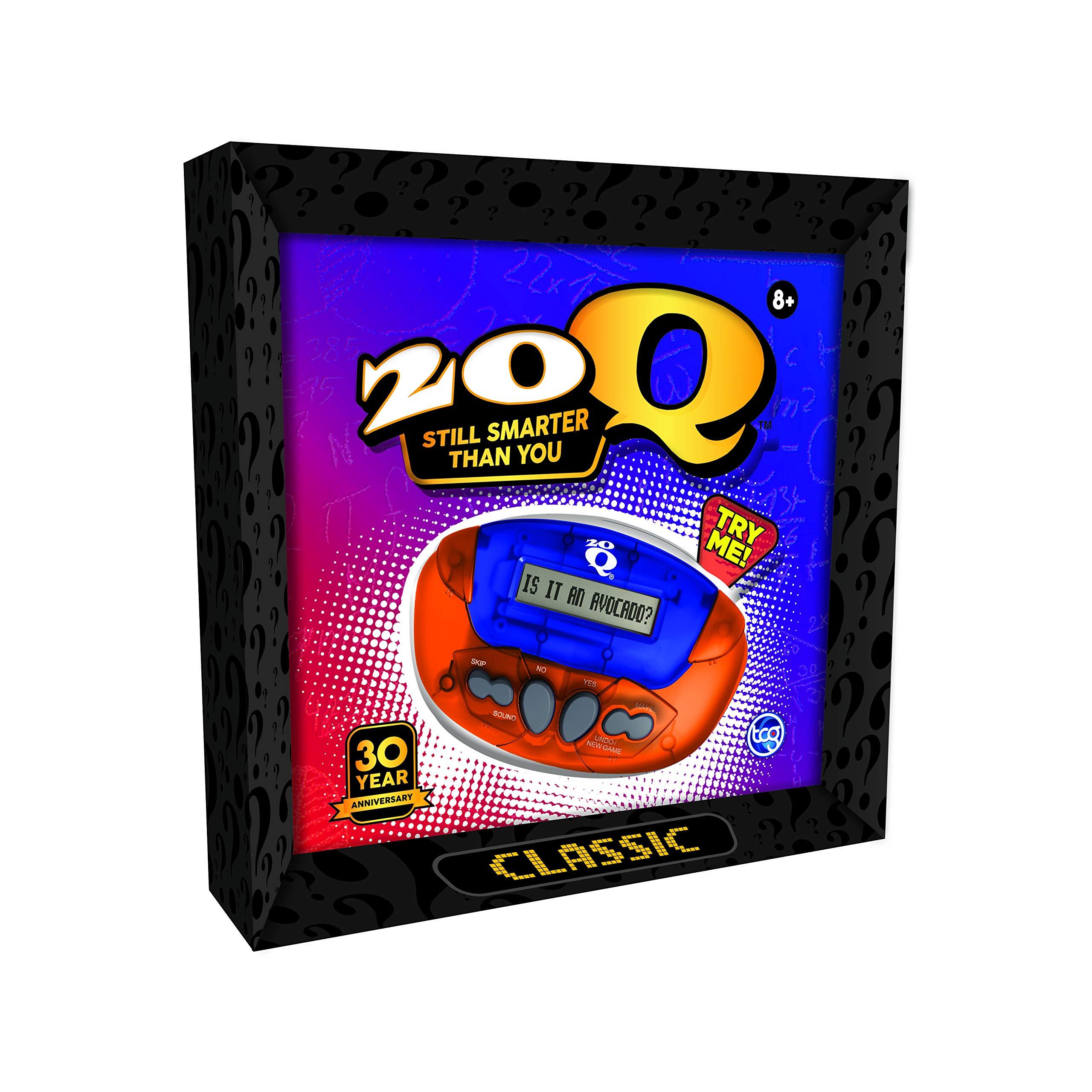 TCG Toys 69820 20Q Classic Blue/Orange, Classic Blue/Orange