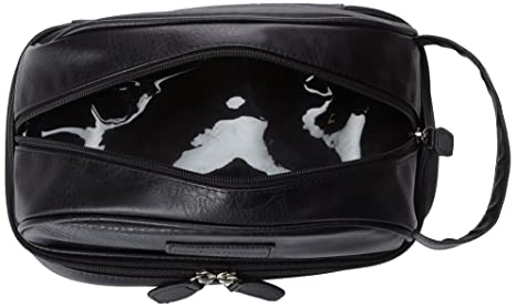 Perry Ellis Men's Casual Travel Kit, Black, One Size At Amazon ...