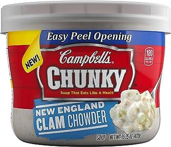 8-Pk. Campbell's Chunky Soup (15.25 Oz.)
