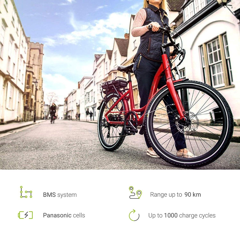 GC/® Batterie E-Bike 26V 17.4Ah Pedelec Panasonic 26V System