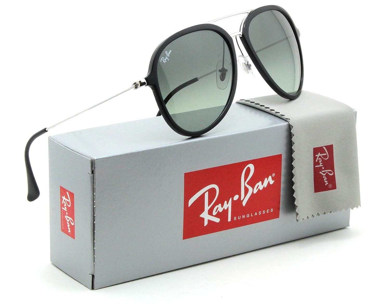 adc7b17b32 Ray-Ban RB4298 Unisex Pilot Gradient Sunglasses Black 601 71 - 57mm   Amazon.co.uk  Clothing
