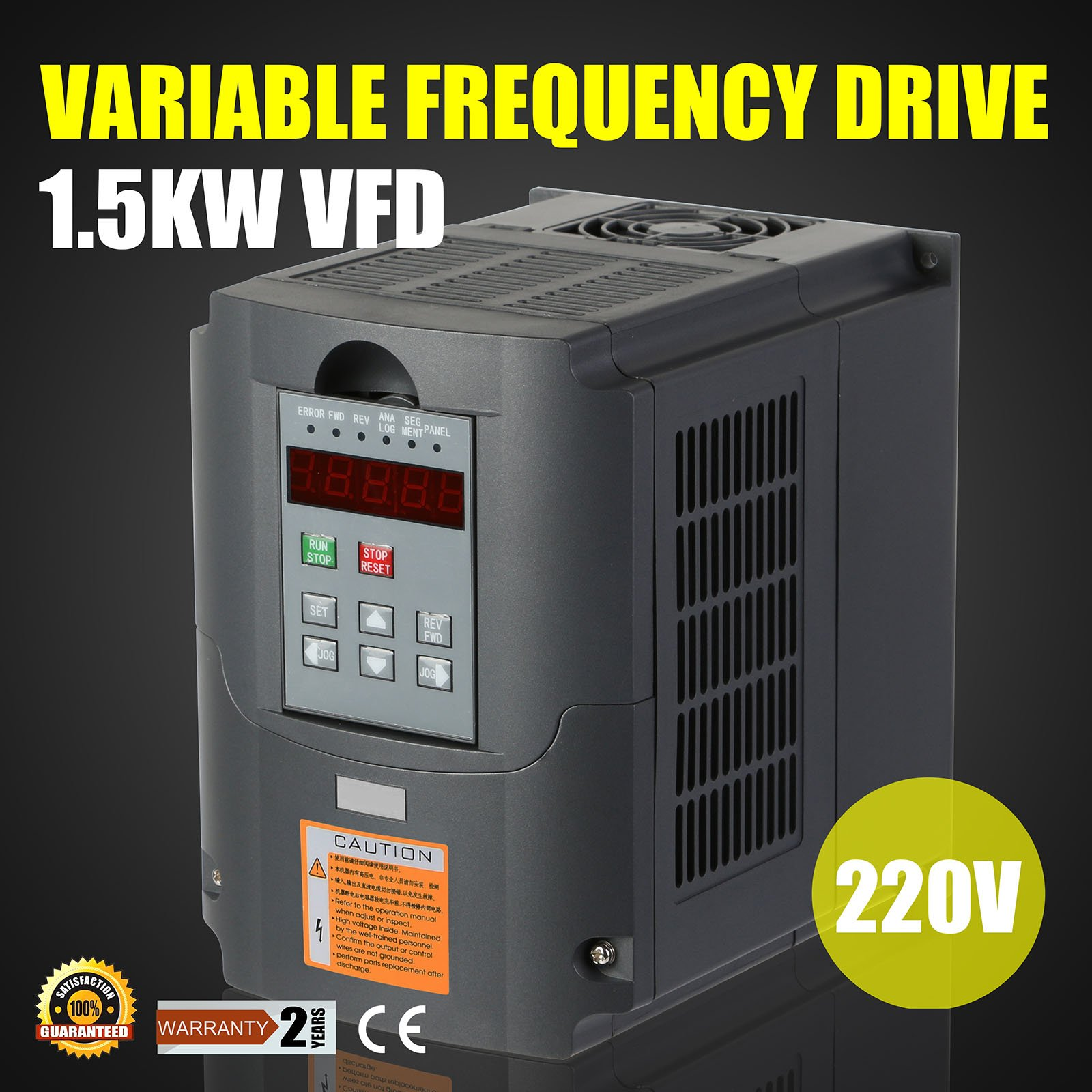 Vfd Drive Drives Wiring Diagram Cncshop Inverter 15kw 2hp For Spindle Motor Speed Control