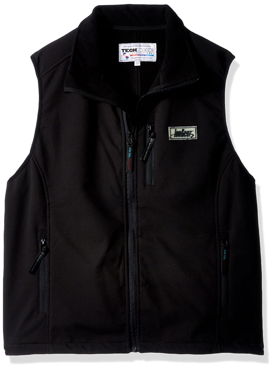 IonGear 5627 Battery Powered Heated Vest, Large