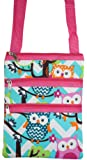 Owl Give A Hoot Collection Cross-Body Handbags