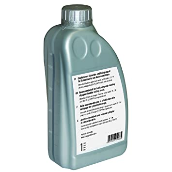 Ideal 9000621 VE - Aceite especial para trituradora, 1 L