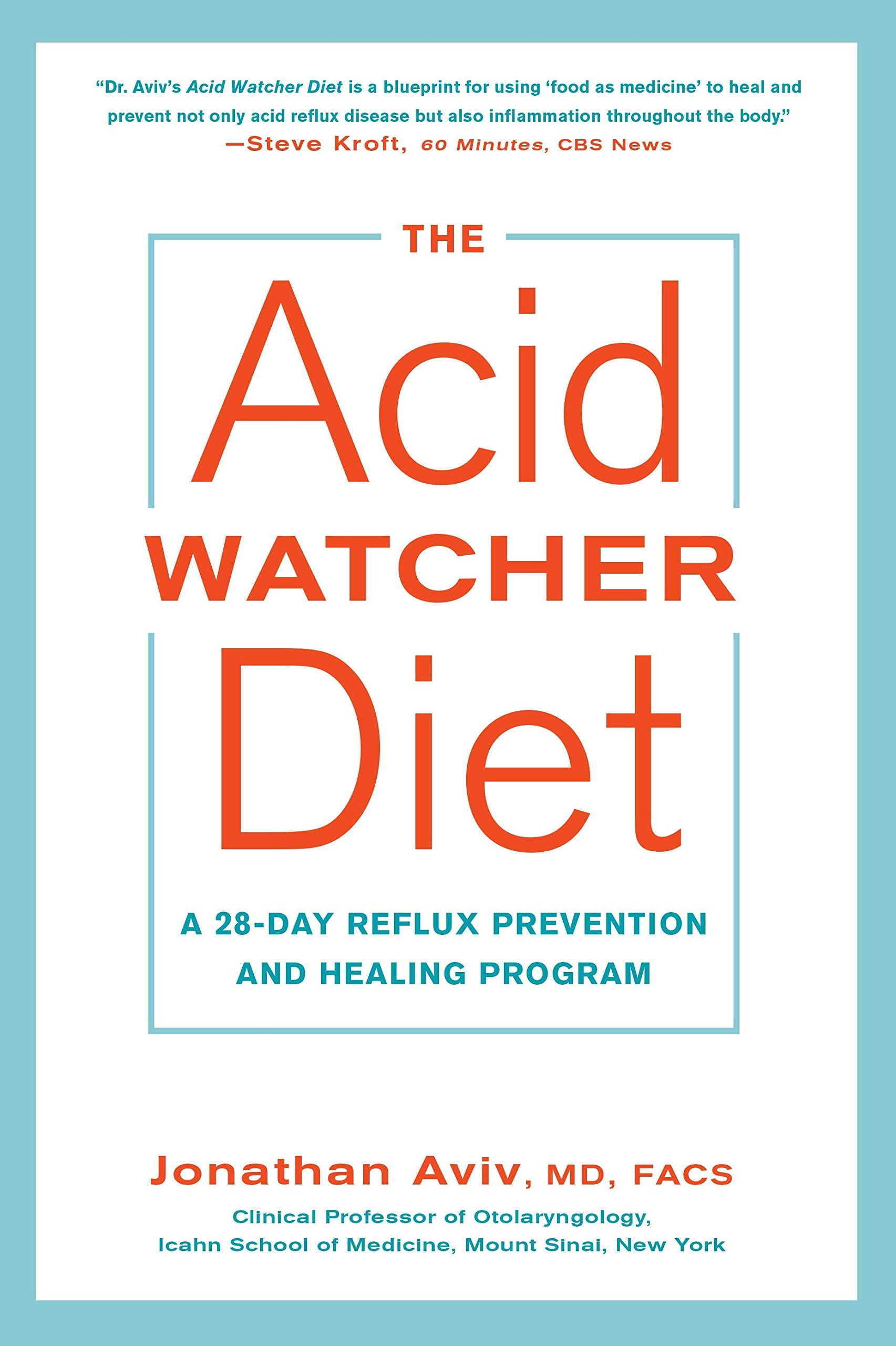 Download The Acid Watcher Diet: A 28-Day Reflux Prevention and Healing Program pdf epub