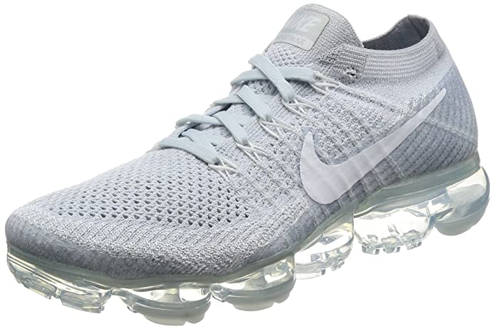 d8cb0c82b9c Nike Mens Lab Air Vapormax Flyknit Platinum/Grey Fabric 849558-004 US Size  10: Amazon.ca: Shoes & Handbags