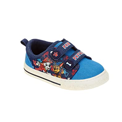 ACI Inc Paw Patrol Kids Shoes for Boys Sneaker Slip On Character Toddler  Boy Shoes Size 74ea1b95f2c9