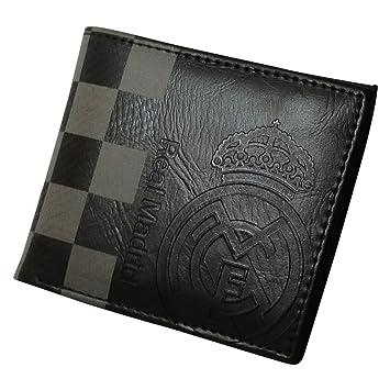 1f2a519c6 Real Madrid Elegance Billetera Monedero Carteras para Hombre: Amazon.es:  Equipaje