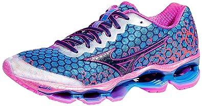 detailed look d0277 a1ee7 ... Mizuno Women s Wave Prophecy 3 Running Shoe,Blue Purple,6 .
