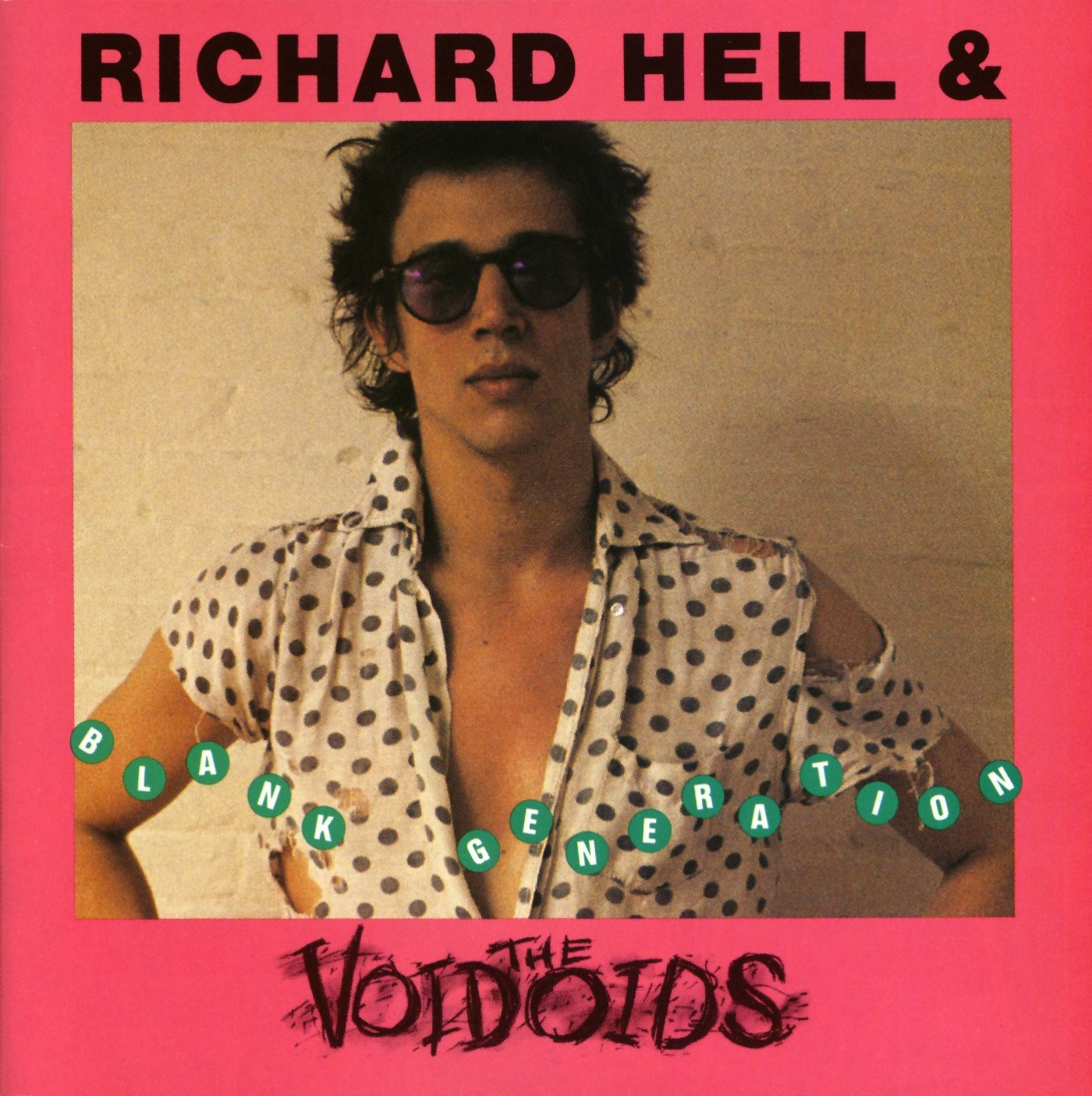 CD : Richard Hell - Blank Generation (CD)