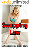 Swapping Law: A Gender Swap Erotic Story
