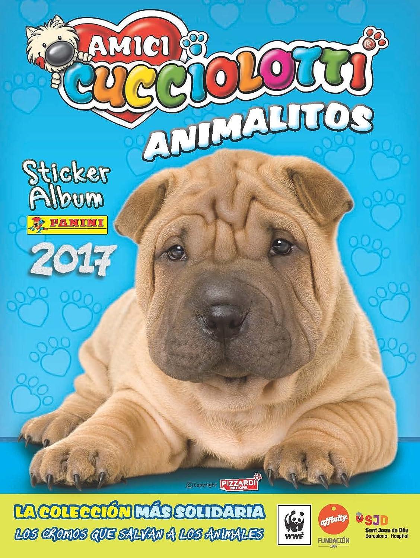 Panini - Amici Cucciolotti, álbum animalitos 2017 (003217AE): Amazon.es: Juguetes y juegos