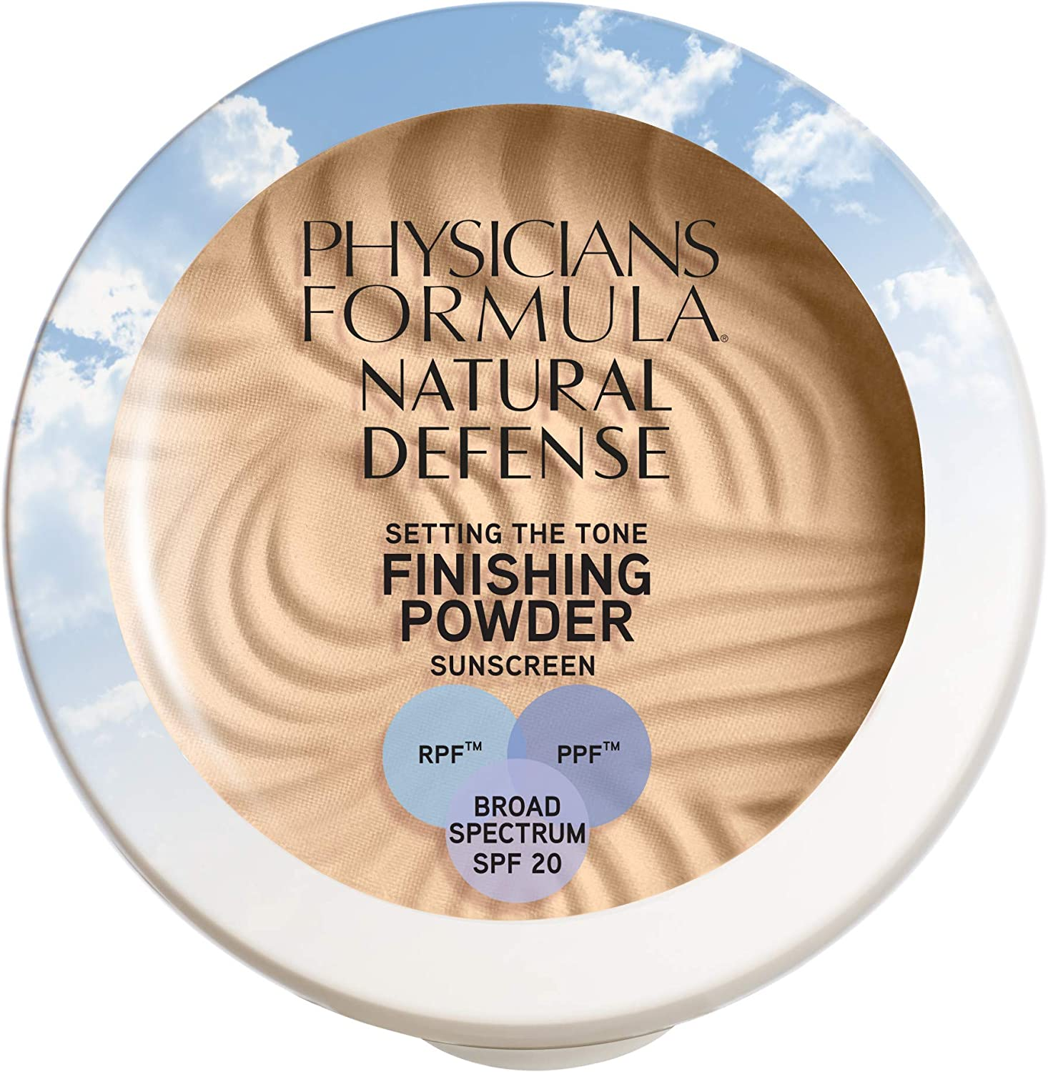 Physicians Formula Natural Defense Setting the Tone Finishing Powder