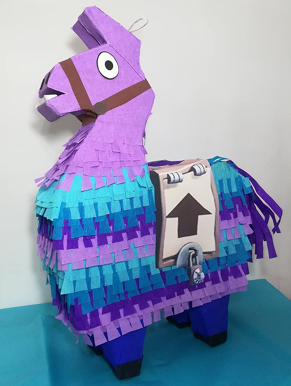 Amazon.com: FORNITE BATTLE ROYALE LLAMA PINATA, FORTNITE LLAMA BIRTHDAY, FORTNITE PARTY SUPPLIES, FORTNITE BIRTHDAY PARTY: Handmade