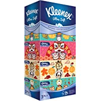 Kleenex Ultra Soft Facial Tissue 3-Ply Disney CNY Limited Edition