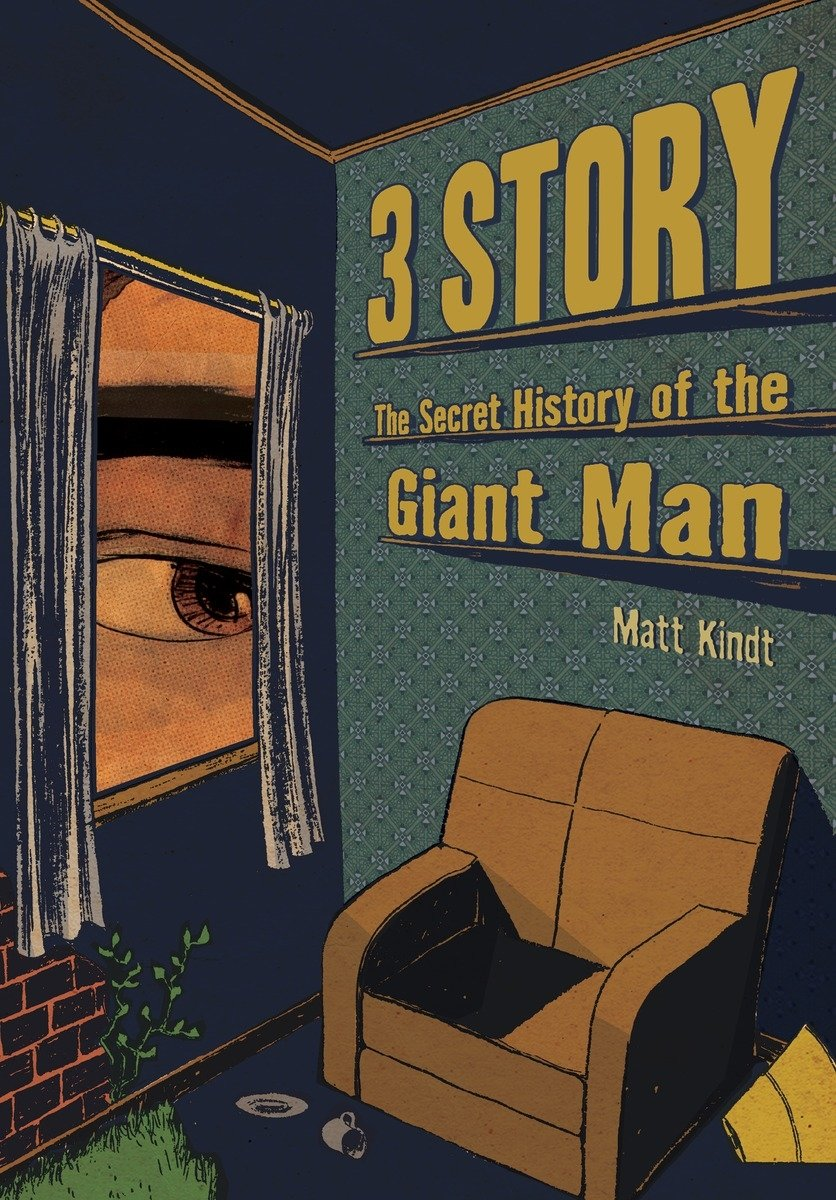 3 Story: The Secret History of the Giant Man by Dark Horse Originals