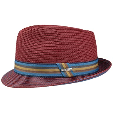 4d2d412d5bb Chapeau Rowlett Toyo Trilby Stetson chapeau d´ete Fedora