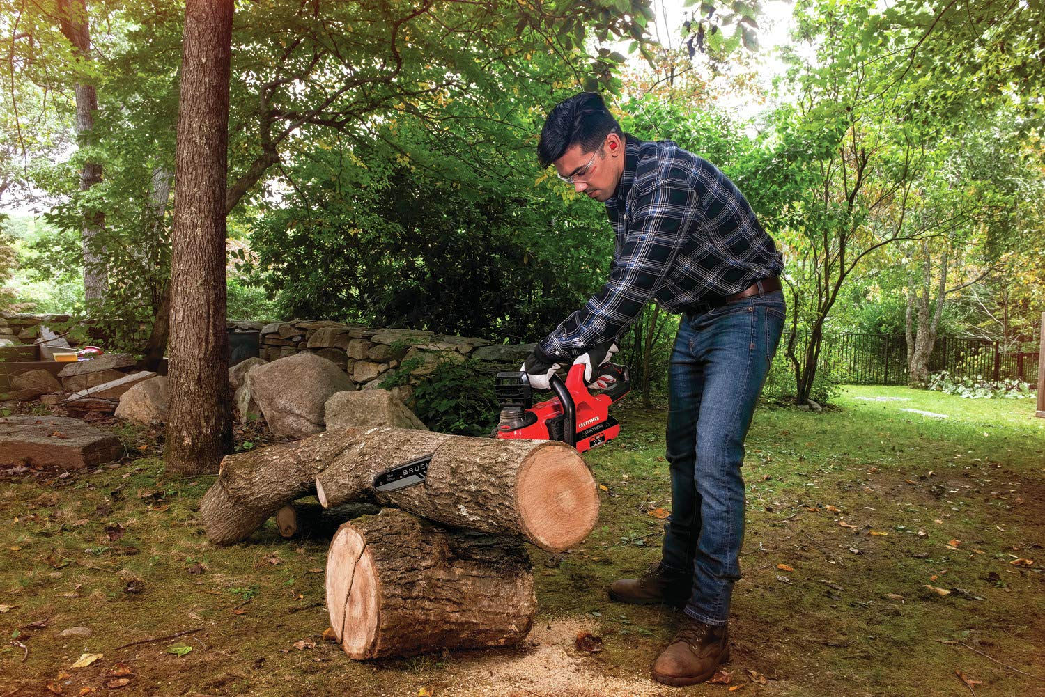 Craftsman CMCCS660E1 Chainsaws product image 13