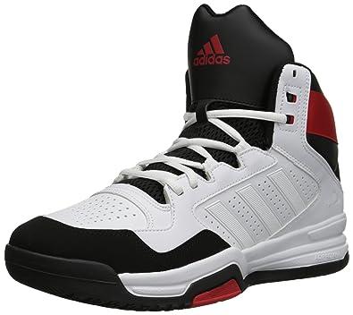 adidas - Zapatillas de Baloncesto para Hombre Blanco White/Running ...