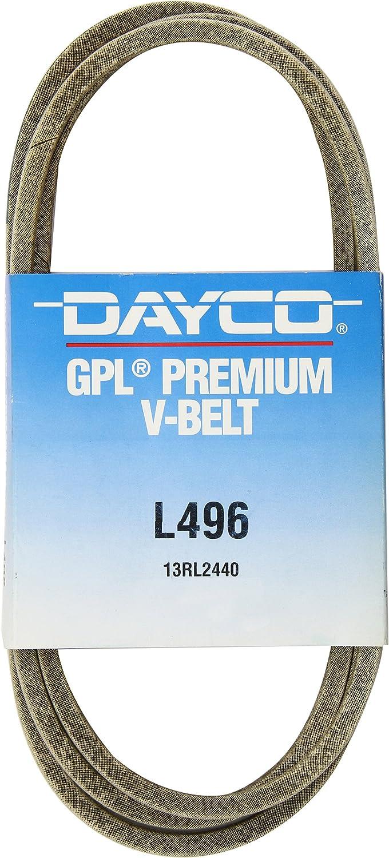 Dayco L496 V Belts