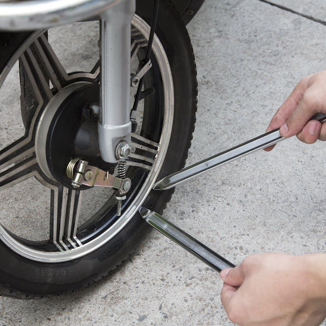 Magiin Desmontadores de Neumáticos 3 Pcs Herramientas de Palanca ...