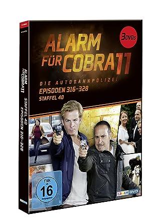 Alarm Für Cobra 11 Staffel 40 3 Dvds Amazonde Erdogan Atalay