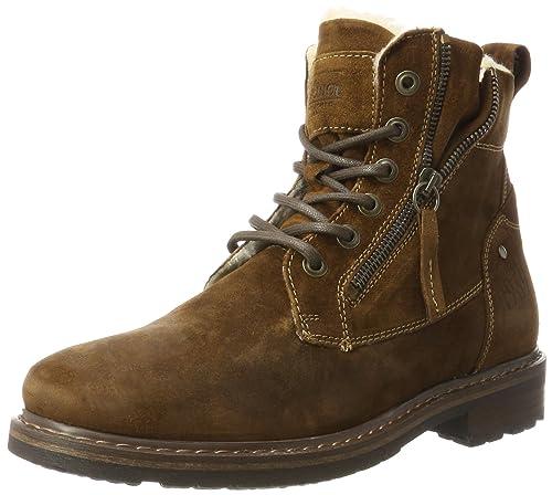 s.Oliver 16216, Botas Militar para Hombre: Amazon.es: Zapatos y complementos