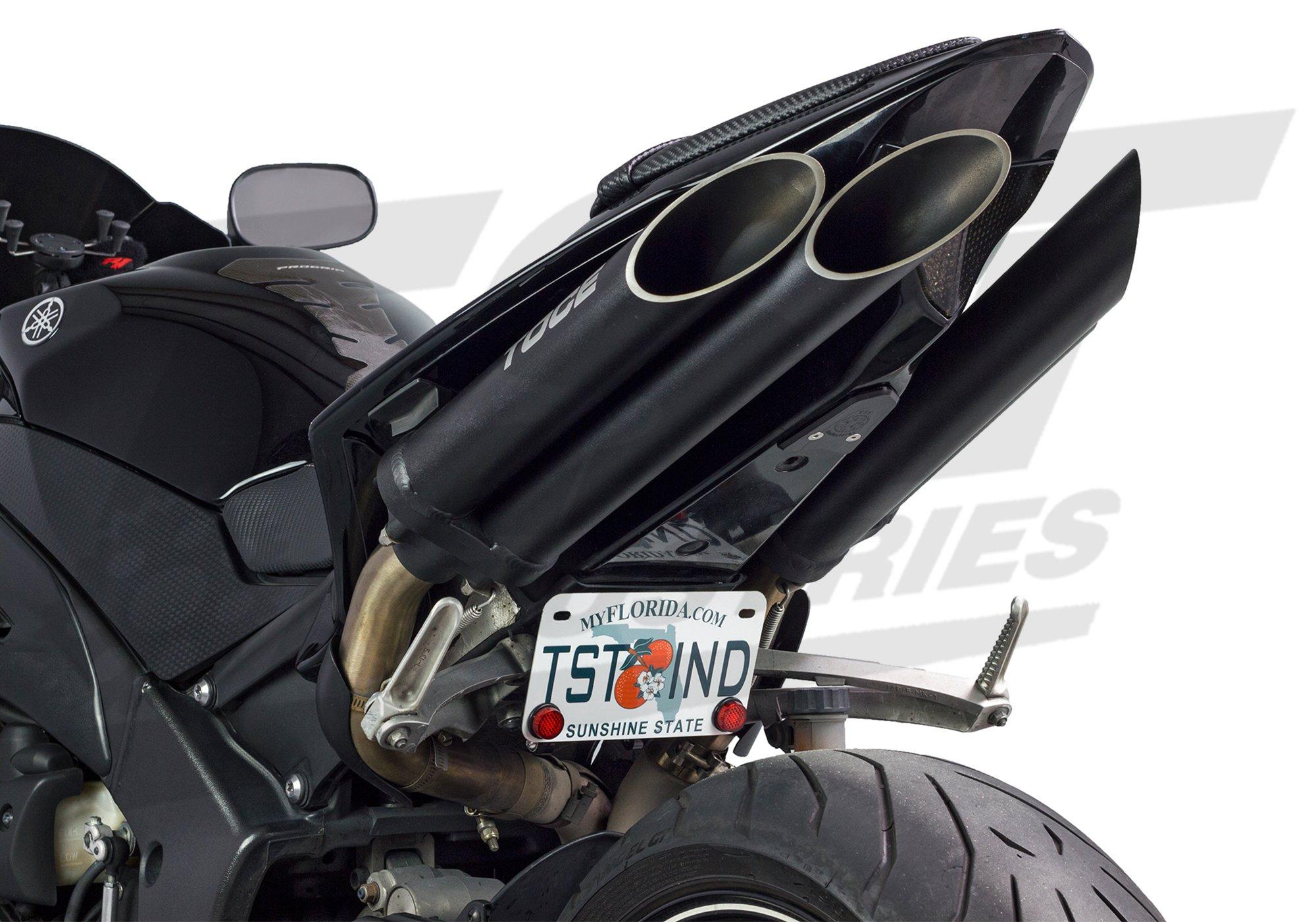 Yamaha Motorcycle Fuse Box Location