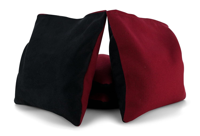 Pro – All WeatherコーンバッグDual Sided – Stop & レッド-ブラック レッド-ブラック Go – Slick Nスティック樹脂Filled Beanバッグ B07BZ82137 レッド-ブラック レッド-ブラック, ジェイモードエアロ:5a03ddd7 --- webshop.mrf.se